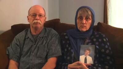 Padres de Kassig piden por la vida de su hijo