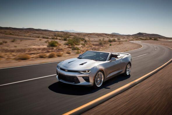 El pasado mes de Mayo Chevrolet presento a la rediseñada 6ta generación...
