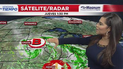 Ventana al Tiempo: ¿Continuarán las fuertes lluvias este viernes en Chicago?