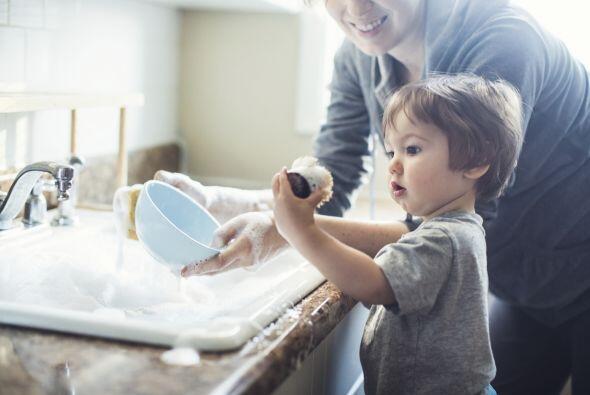 Recompensa su esfuerzo. A muchos niños (y adultos) les desagradan las ta...
