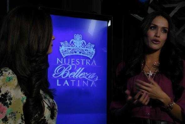 En entrevista con Michelle Galván, quien sigue muy de cerca el show, hab...