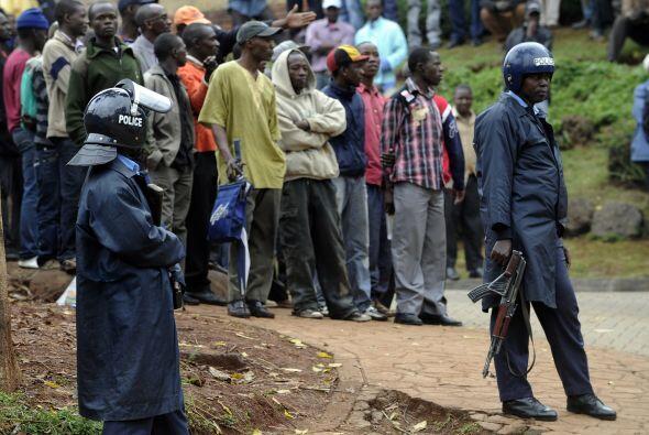 Al Shabab llevaba amenazando con atacar Kenia desde octubre de 2011, cua...