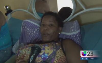 Opositora cubana culpa al Gobierno por aborto