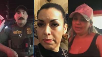 """""""No es ilegal hablar español"""": mujer retenida por un agente fronterizo en una gasolinera"""