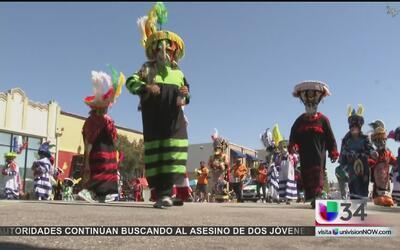 Desfile de la independencia de México en Los Angeles