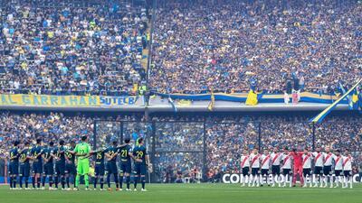 Los números y las voces que dejó el Superclásico de la Libertadores