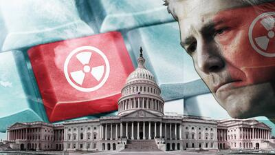 """En el Senado todos temen que se use la """"opción nuclear"""" para c..."""