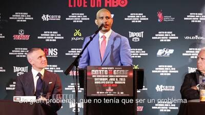 """Miguel Cotto: """"Los años me han asentado muy bien"""""""