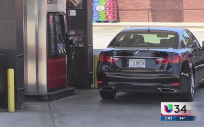 Ola de crímenes a conductores mientras despachan gasolina