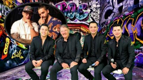 Daddy Yankee y Maluma en la mira de La Arrolladora banda El Limón