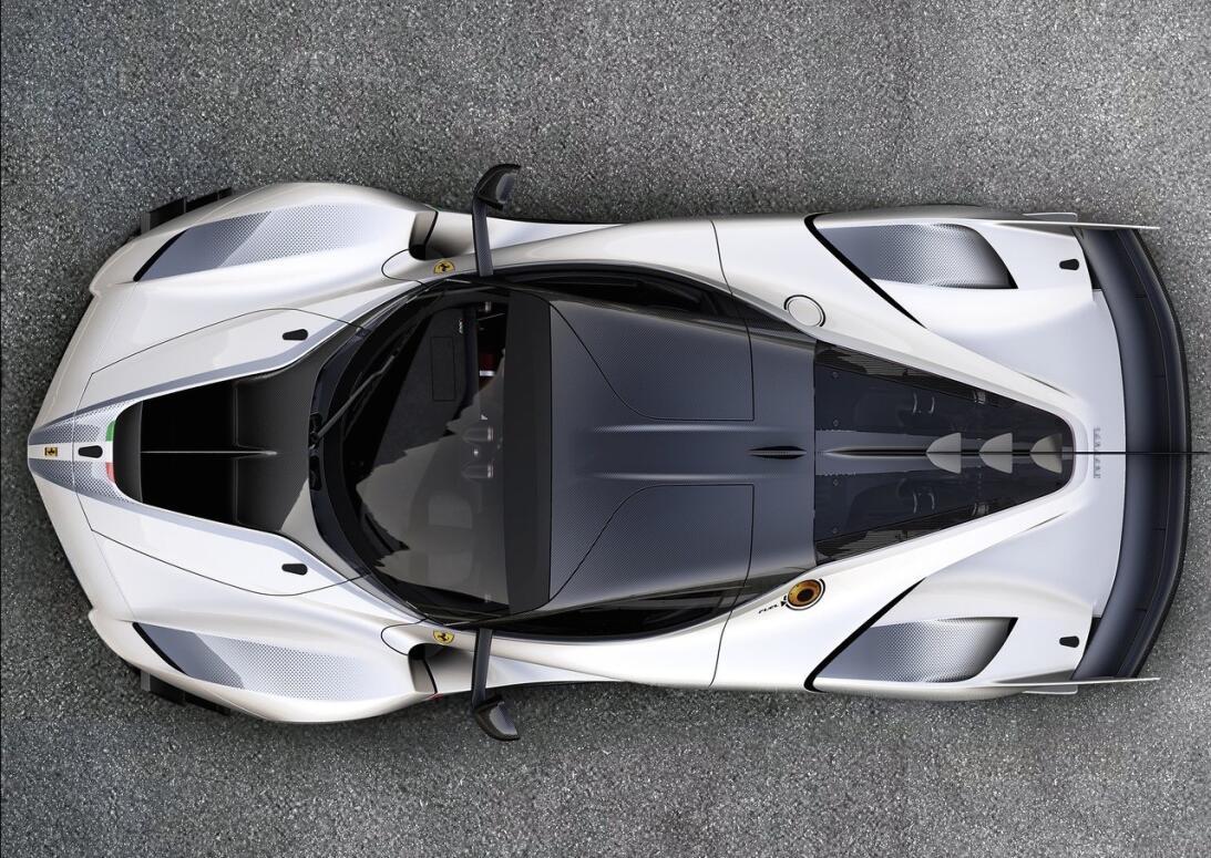 El Ferrari FXX-K Evo amplía las fronteras del poder híbrido ferrari-fxx-...