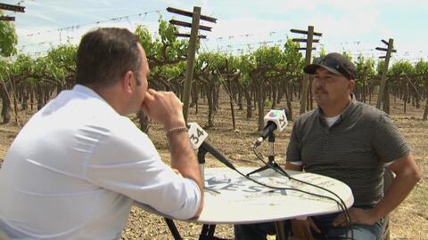 Un inmigrante de California comparte las lecciones que le ha dado una vi...