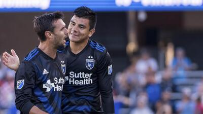 Chris Wondolowski y los Earthquakes son semifinalistas.