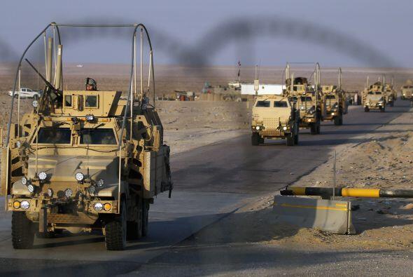 En los más de ocho años de la ocupación estadounidense en Irak, la guerr...