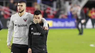 """A Wayne Rooney y DC United les """"decepcionó"""" y """"dolió"""" en serio caer en los fatídicos penaltis"""