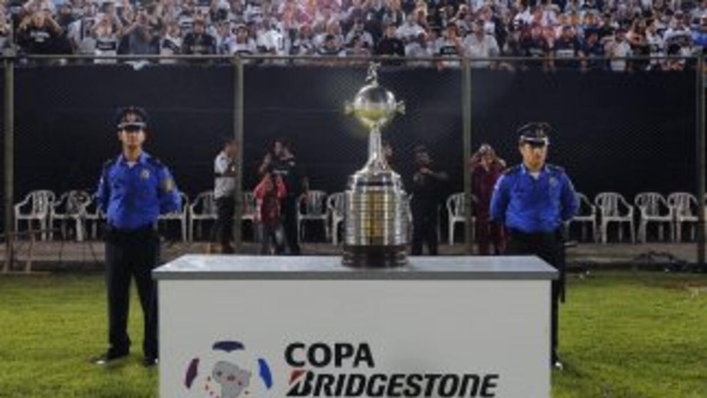 Conmebol realizará este jueves el sorteo de la edición 2014 de la Copa L...