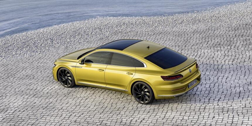 Volkswagen Arteon Gran Turismo