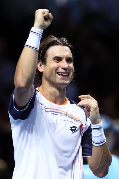El incansable David Ferrer fue demasiado para Novak Djokovic, al vapulea...