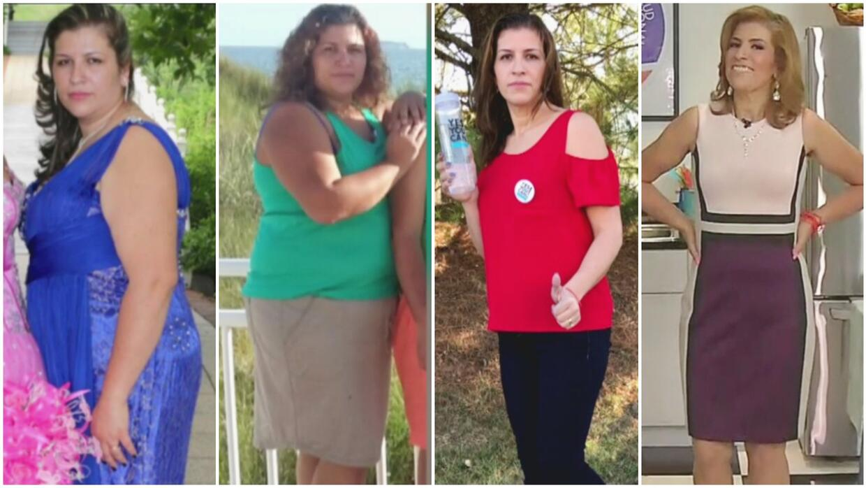 Yes You Can! Ana Arévalo bajó 91 libras y ahora es talla S