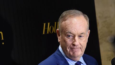 El presentador conducía The O'Reilly Factor, el programa sobre polít...