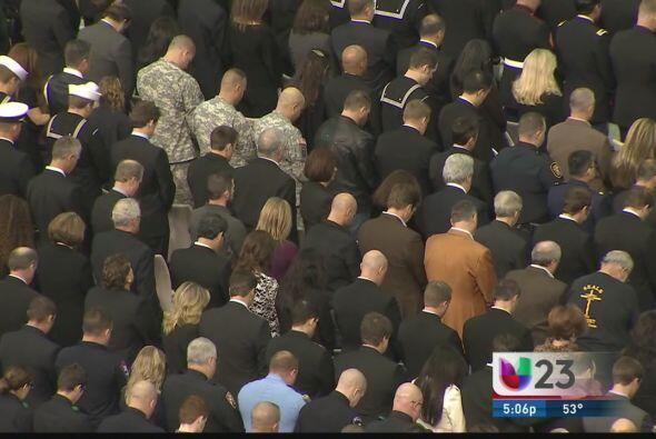 Chris Kyle funeral