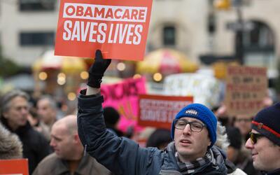 Preocupación y miedo ante el futuro incierto de la ley de salud