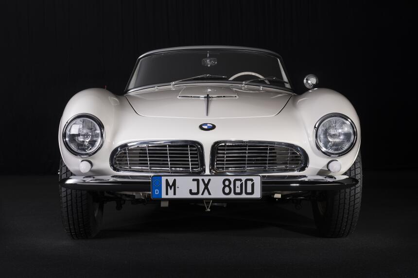 La restauración del BMW 507 1957 de Elvis P90229727_highRes_elvis-bmw-50...