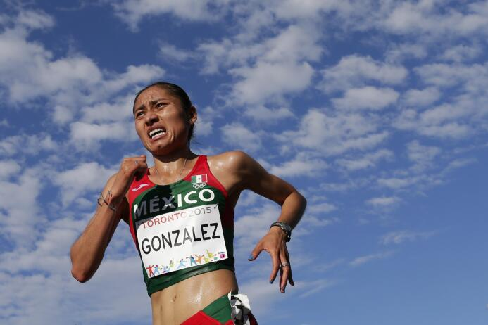 González punteó prácticamente toda la prueba, que se disputó en un circu...