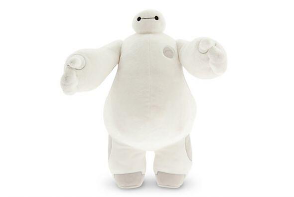 Un muñeco de Big Hero 6. Si a tu hijo le ha gustado la película animada...