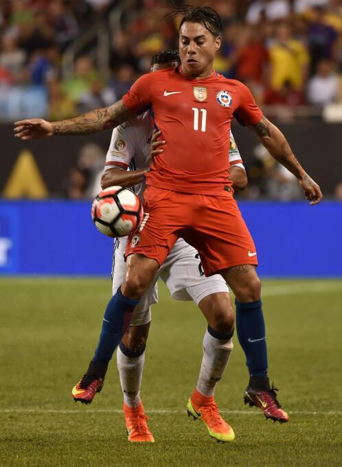 El ranking de los jugadores de Colombia vs Chile GettyImages-542243852.jpg