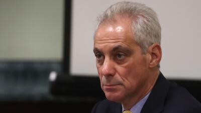 Alcalde de Chicago anuncia proyecto con el que asegura se generarán unos 200 empleos