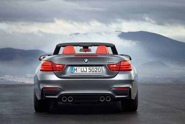 El nuevo BMW M4 Convertible tiene las mismas prestaciones que el nuevo B...
