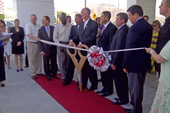 Buick GMC realizó gran re-apertura en El Paso
