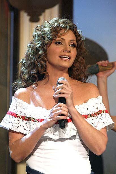 Por ahora Angélica Rivera se encuentra separada de la actuación.