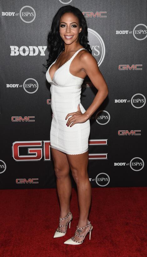Sydney Leroux, la sensual amiga de Alex Morgan en Estados Unidos GettyIm...