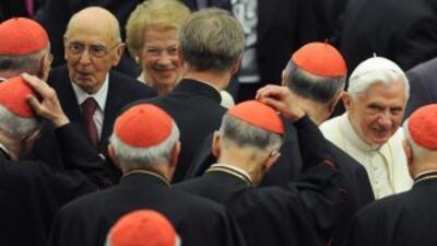 Los cerca de 150 cardenales de todo el mundo se reunirán este viernes en...