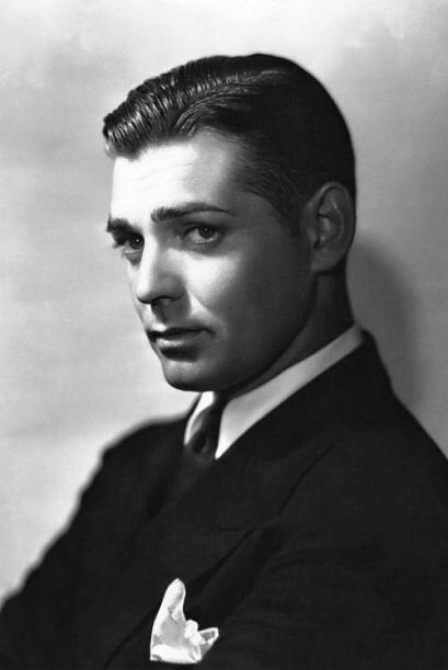 Clark Gable fue apodado como el 'Rey de Hollywood' gracias a sus películ...