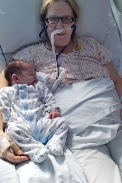 Hasta que su hermana le mostró una fotografía del bebé, los recuerdos co...