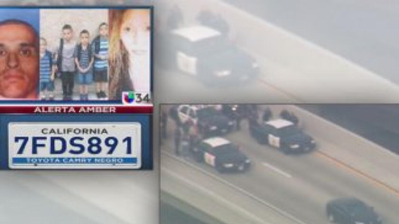 Tensión en autopista San Diego