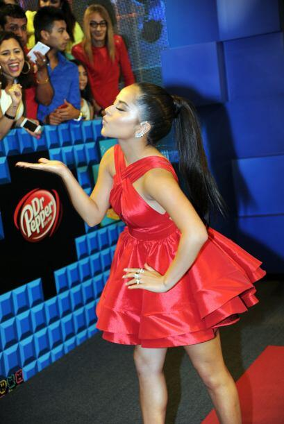 BECKYG EN Premios Juventud 2015