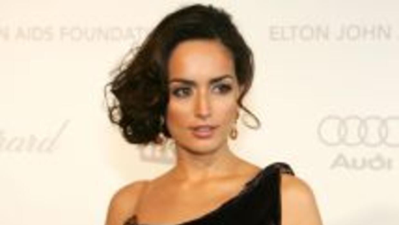 La actriz mexicana comenzó su carrera en la televisión mexicana, en 1996.