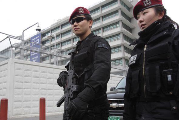 La agencia norcoreana KCNA confirmó las acusaciones de Corea del Sur sob...