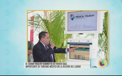 Celebran segunda cumbre de turismo médico en PR
