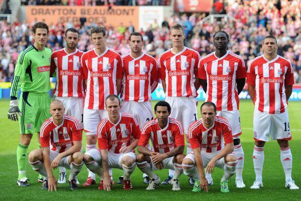 El Stoke City es otro de los clubes humildes que sueñan con tener buenas...
