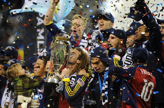 La expansión de la MLS en Estados Unidos y Canadá a través de los años G...