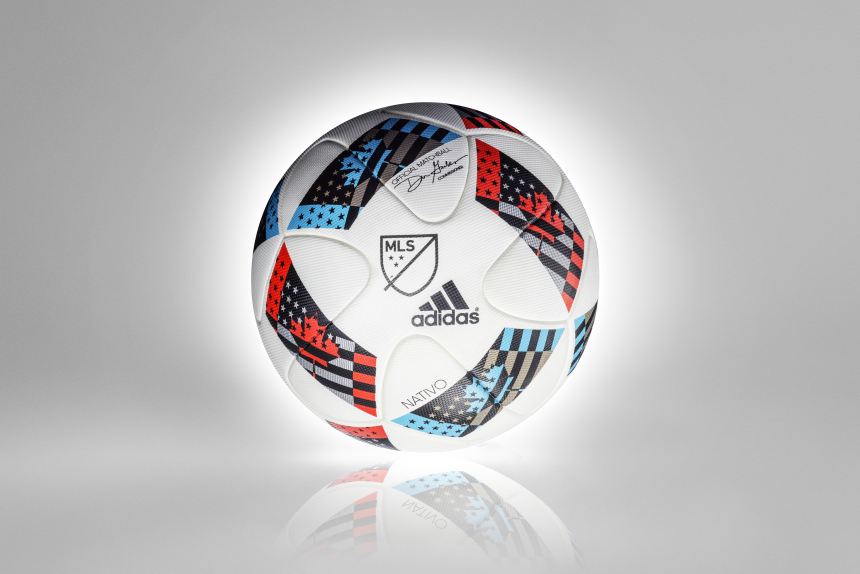 Major League Soccer y adidas presentan la pelota oficial para la tempora...