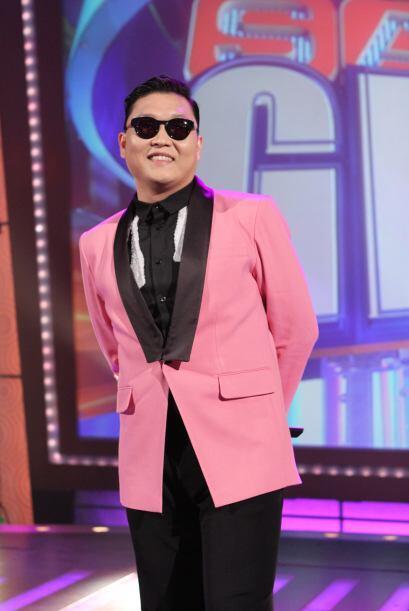 PSY es un rapero coreano de 34 años que entró con fuerza al mercado nort...