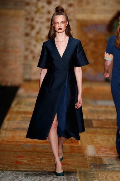 ¡Un vestido gabardina te dará un estilo 'street trendy' que todas querrá...