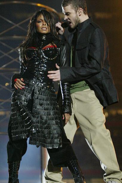 Sin duda, la actuación de Janet y Justin Timberlake fue una de las más c...