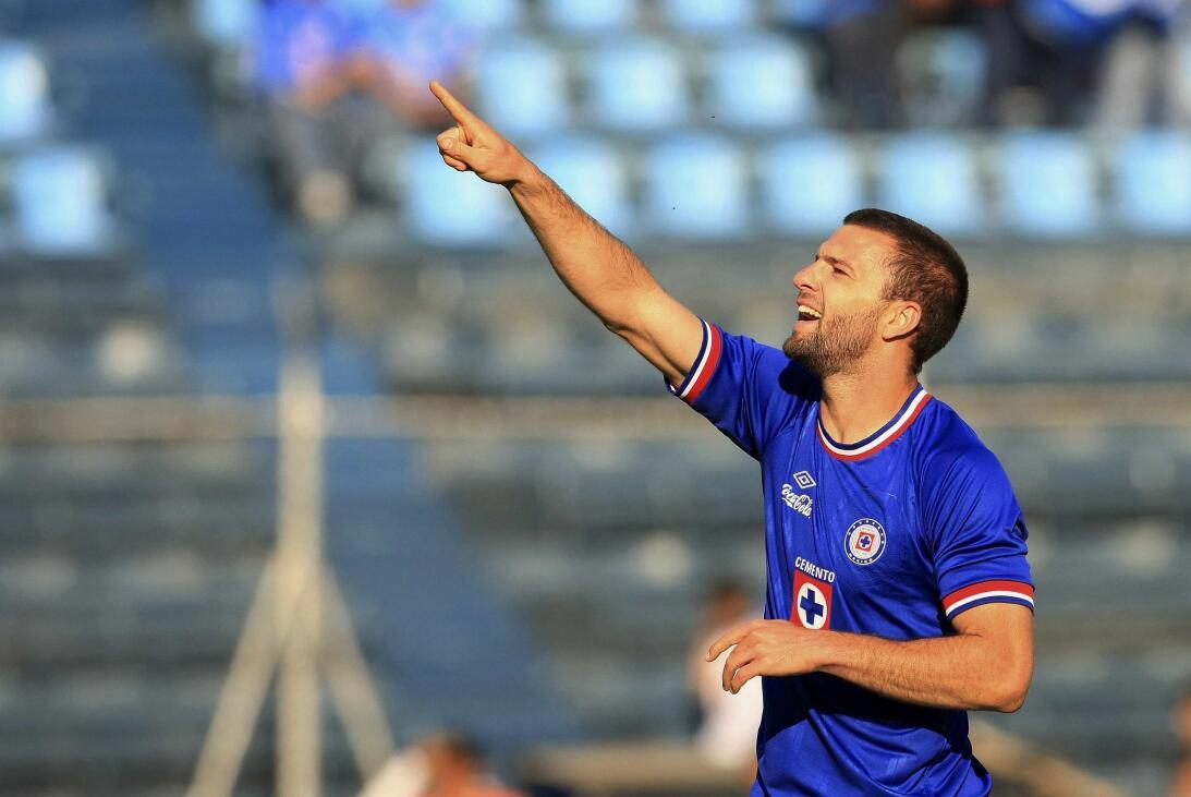 Emanuel Villa - La mejor versión del delantero argentino en el fútbol me...